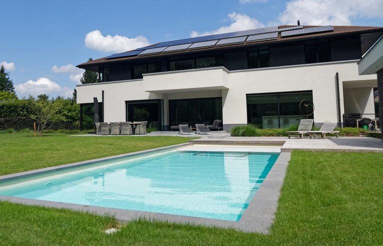 Photo piscine - Qreative projet Ferrard