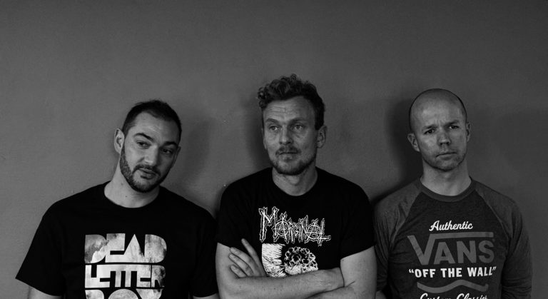 Photo groupe rock The Carvins - Qreative reportage photos